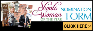 Shoals Woman of the Year Nomination